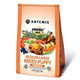 Artemis Fresh Mix Md/Lg Breed Dry Puppy Food 30 lb