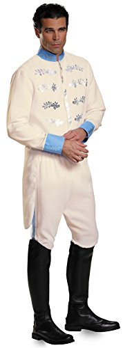 Prince Charming Movie Adult Deluxe Uniform Costume