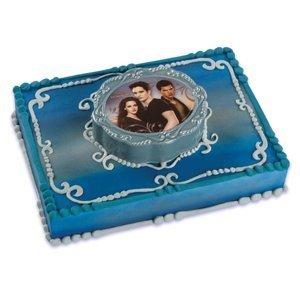 Twilight Breaking Dawn Saga Part 2 Cake Topper (Twilight Saga Party Supplies compare prices)