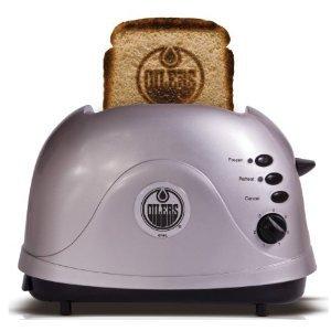 NHL Edmonton Oilers ProToast Toaster