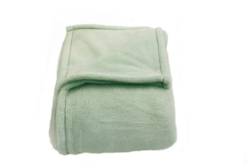 Woven Workz Bobbi Throw, Green