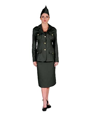 Unique Women Army Soldier Adult Uniform Costume Halloween Fashion Outfit