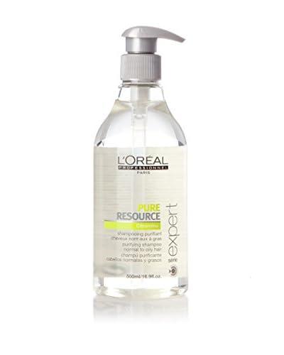 L'Oreal Champú Purificante Serie Expert Pure Resource 500 ml