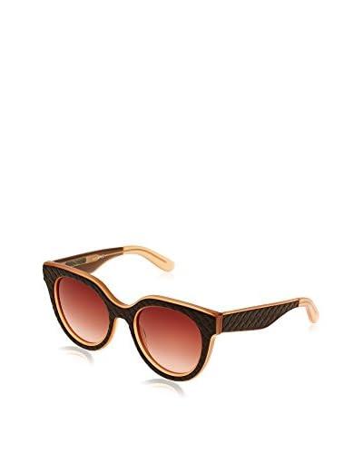 Bottega Veneta Gafas de Sol B.V.298/S (51 mm) Marrón Oscuro