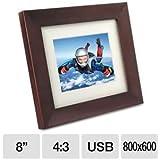 Philips 8FF2FPB/37 Digital Frame 8-Inch