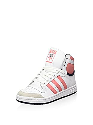 adidas Zapatillas abotinadas ORIGINALS TOP TEN HI J (Blanco)