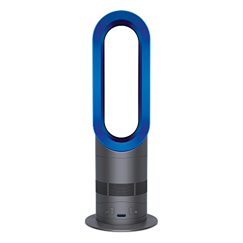 Dyson AM05 Hot + Cool Fan Heater, Blue (Tower Ac Fan compare prices)