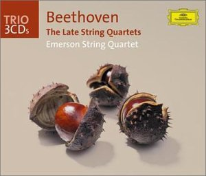 Beethoven - The late string quartets (1 of 3); No 12, opus 127; No 16, Opus 135 - Zortam Music