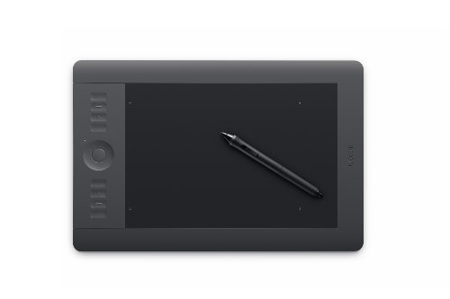 Wacom Intuos5 Touch Medium Pen Tablet (PTH650)
