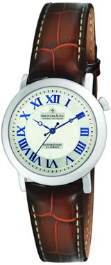 Dreyfuss Gents Automatic Strap Watch DGS00030-21