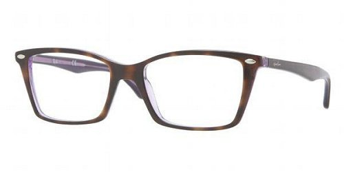 Ray Ban Optical Women's Rx5241 Tortoise On Metal 