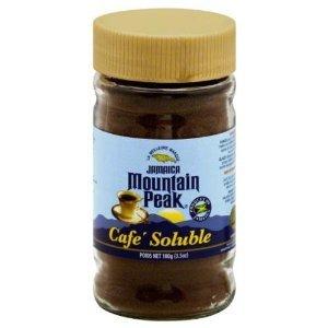 .com : Jamaican Mountain Peak Instant Coffee 3.5 oz : Blue Mountain