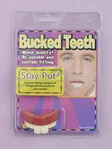 Fake Buck Teeth [Apparel]