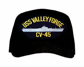 USS Valley Forge CV-45