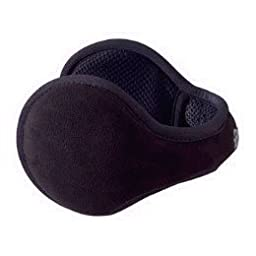 180's Men's Metro Ear Warmers - Black