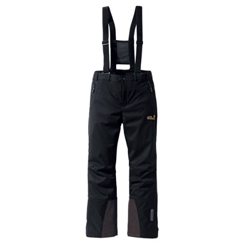 Jack Wolfskin SNOW SHELTER PANTS MEN black