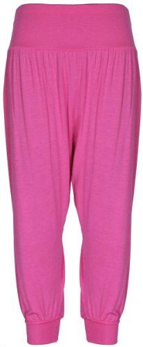 purplehanger-womens-alibaba-harem-pants-leggings-plus-size-cerise-18-20
