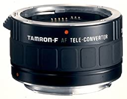 Tamron Auto Focus 2X Teleconverter for Canon Mount Lenses (Model 230FCA)