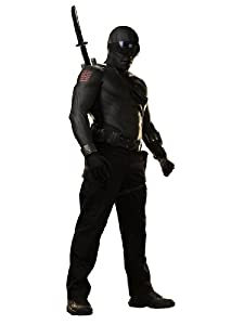 RoomMates RMK1364GM GI Joe Snake Eyes Peel & Stick Giant Wall Decal