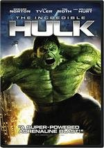 Cover art for  Universal Mc-incredible Hulk [dvd W/movie Cash/ws]