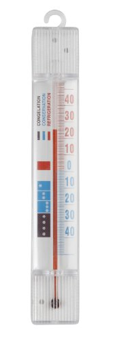 refrigerator frige ice - Kühlschrank Gefrierschrank Eisschrank Kühl Thermometer Temperaturanzeige + / - 40 °C