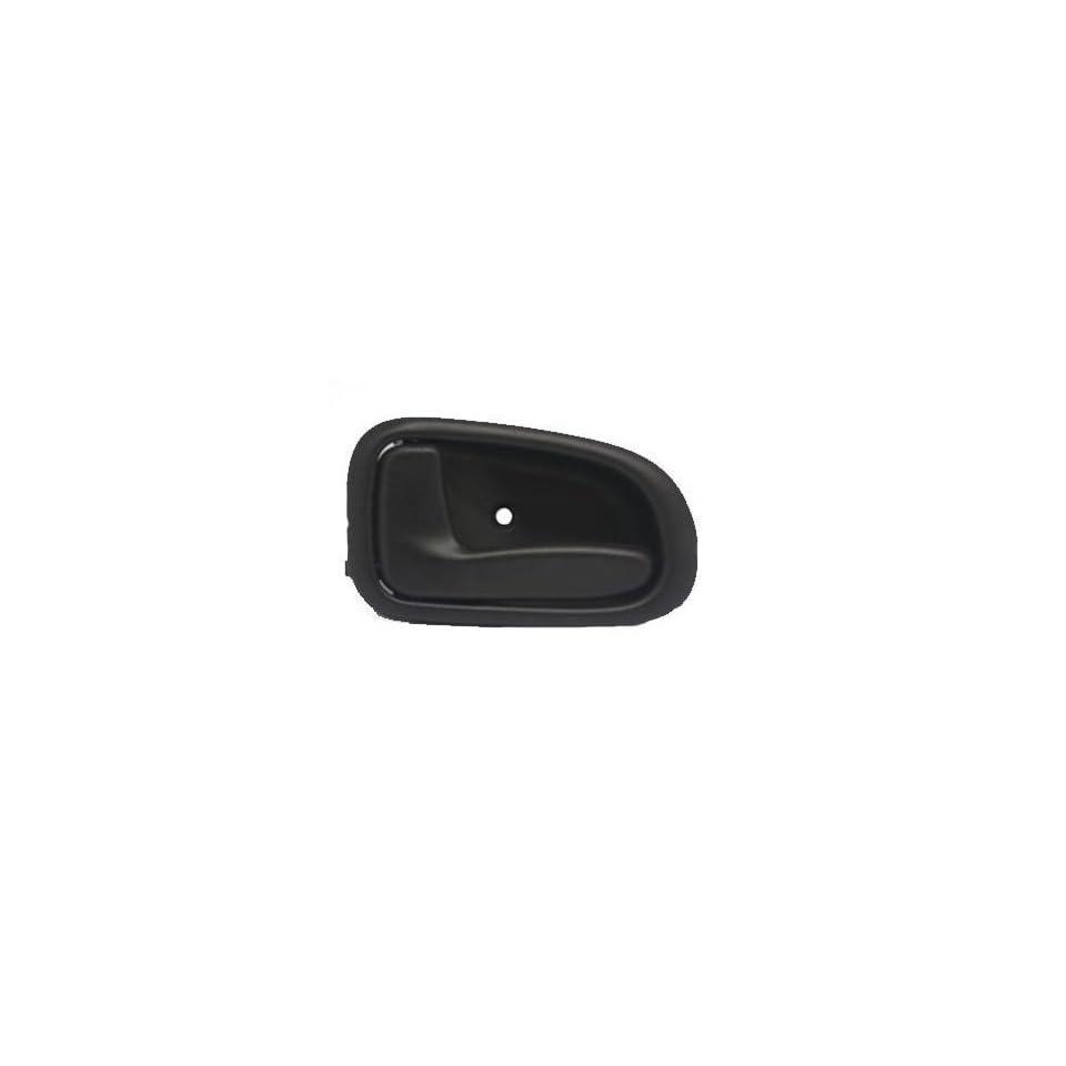 #B594 Motorking 69206 12130 04 93 97 Toyota Corolla Gray Replacement Driver Side Inside Door Handle 93 94 95 96 97