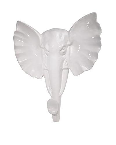 Donny Osmond Home Elephant, White
