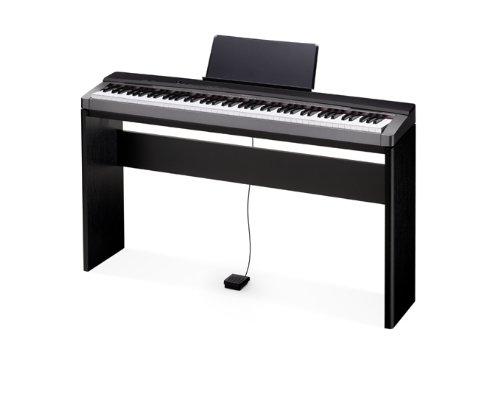 Casio PX-130BK Privia Black Digital Piano and Stand
