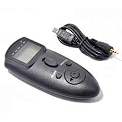 JJC MET-M MULTI EXPOSURE TIMER REMOTE CONTROL FOR NIKON