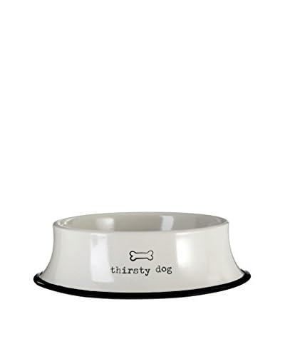 Premier Housewares Cuenco bebida animales Adore Pets Thirsty Dog Bowl 1.3 Litre