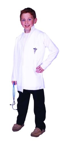 Doctor Lab Coat Kids Costume