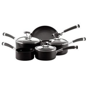 Circulon Contempo - 5 Piece Hard Anodized Set