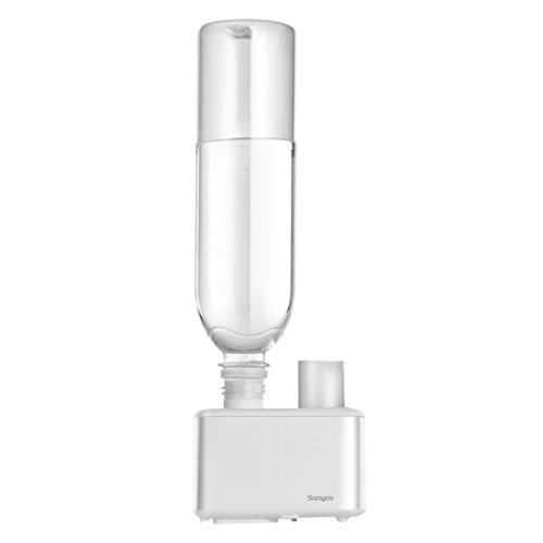 Senyoo 超音波加湿器 ペットボトル加湿器 アロマディフューザー アロマ対応 装着 携帯