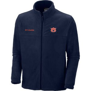 NCAA Auburn Tigers Men's Collegiate Flanker II Full Zip Fleece Sweater, Collegiate Navy, XX-Large at Amazon.com