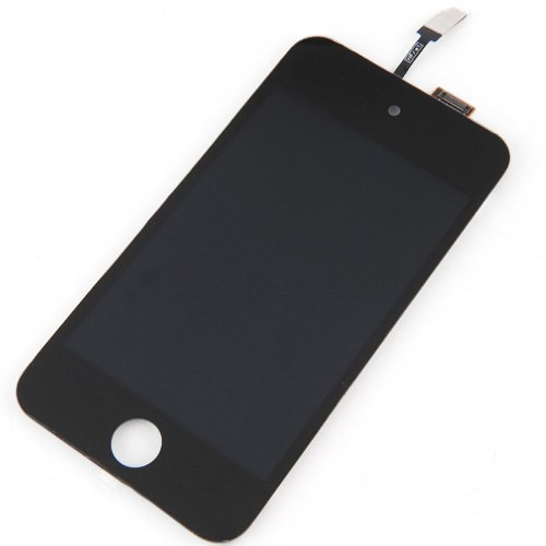 Black Touch Screen Digitizer LCD Assembly for iPod Touch 4 4th Generation (Ipod Touch 4th Digitizer compare prices)