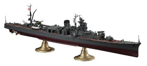 1/350 日本海軍 軽巡洋艦 矢矧 天一号作戦 (Z26)