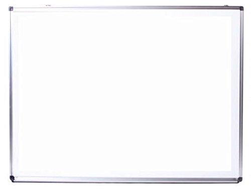 壁掛ホワイトボード1200×900●マグネット使用可【JUEKO】WB-5513