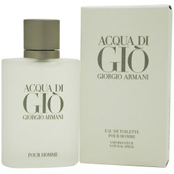 Acqua Di Gio By Giorgio Armani For Men. Eau De