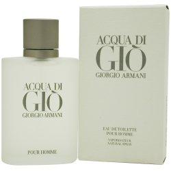 Imagen de Acqua Di Gio de Giorgio Armani para hombres. Eau De Toilette Spray 6,7 onzas