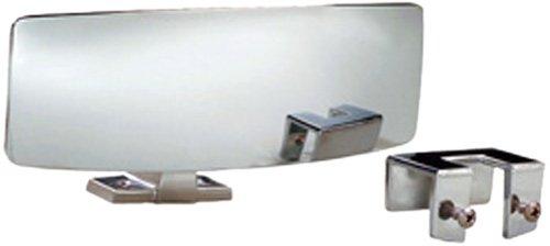 Attwood Corporation 9083-7 Perma-Plate Adjustable Mirror