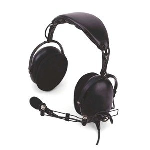 Noise Reducing Headset, Over the Head