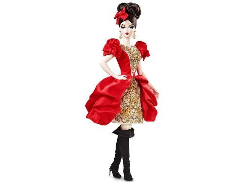 Barbie Fashion Model Collection Russia Darya Doll