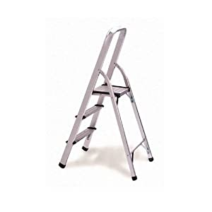 Compact Light Weight Foldable Step Ladder Outdoor Ladder