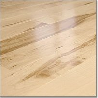 Prefinished Canadian Hard Maple Flooring Natural / 3 1/4 in. / Semi-Gloss