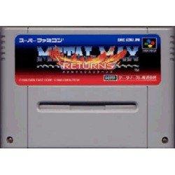 【torrent】【SNES(スーパーファミコン)】メタルマックスリターンズ Metal Max Returns[ROM][zip]
