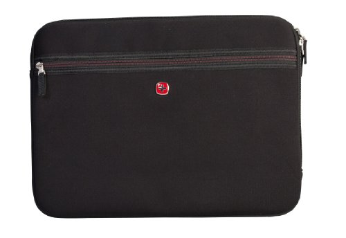 Swiss Gear SWA0927 Neoprene Notebook Sleeve (Black)