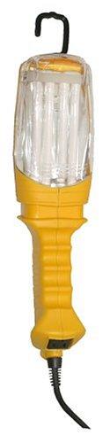 Bayco SL-908 26-Watt Double-Brite Pro Grade Fluorescent Work Light with 6-Foot Cord