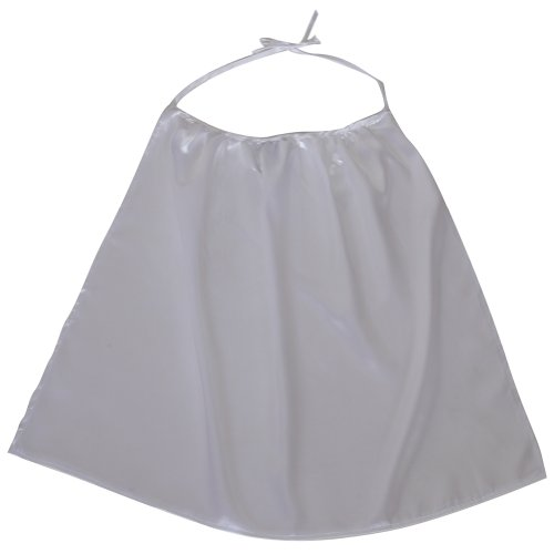 White Superhero Cape 20""