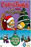 echange, troc Simpsons, The - Christmas With... 1 + 2 - Import Zone 2 UK (anglais uniquement) [Import anglais]