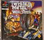 Twisted Metal World Tour (PS)